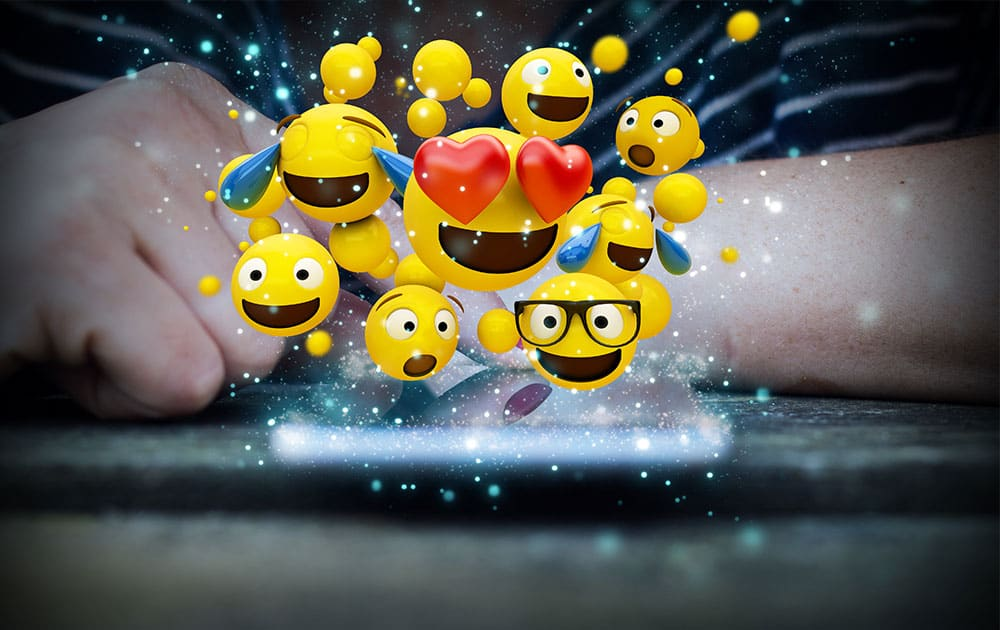 Emojis Help Marketers