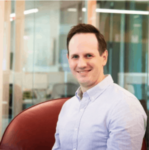 Ryan Gould, Vice President of Strategy and Marketing Services